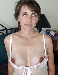 Russian Mom Proved to Be Sexy By Taking Her Clothes Off and Deep Penetrating Into Her Hairy Pussy with a Dildo