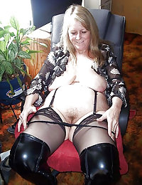 Blonde Angel Face MILF Mom Has Her Beautiful Pussy Fucked By an Interesting Young Man