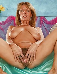 Salacious mature chick in smooth pantyhose having doggystyle entertainment