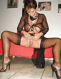 Long Legged Mil With Very Big Breasts Is Fucked Hard By a Guy Right On a Floor