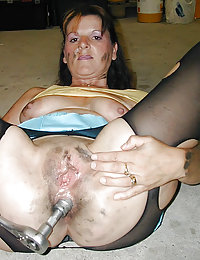 Old Cougar Enjoys Being Fucked by Young Cock that Always Rewards an Experienced Pussy with Hot Sperm Creampies