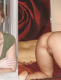 Filthy mom in shiny pantyhose jerking off cock while getting to facesitting