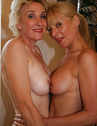 A Threesome For The 70something