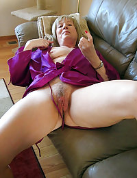 A BBC creampie for our newest 60Plus MILF!